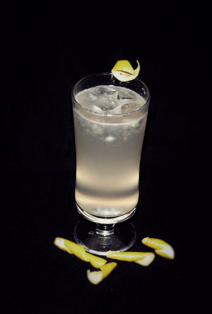 Weekend-Starter: Tom Collins
