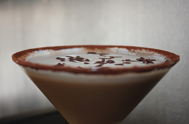Cappuccino Cocktail