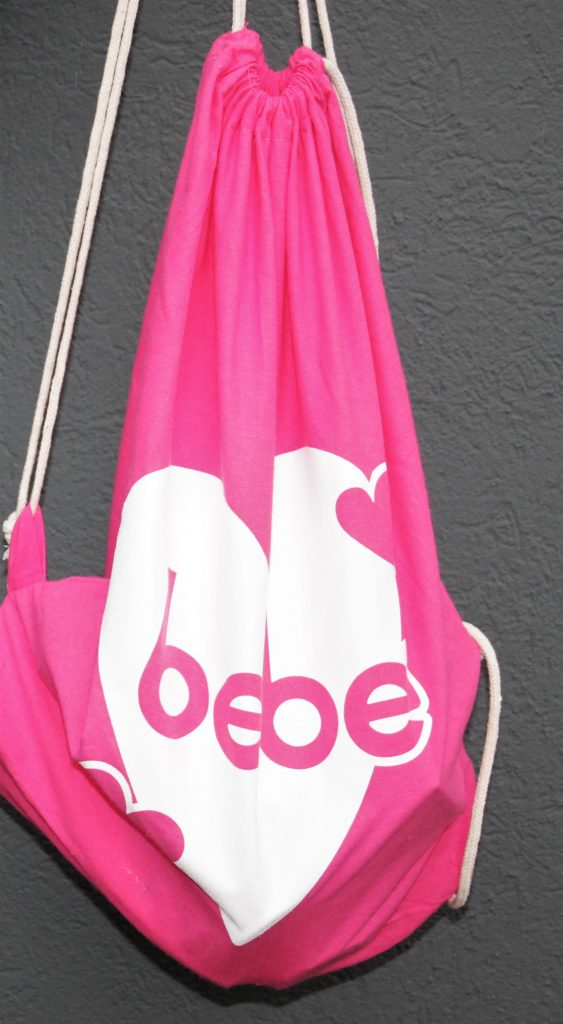 Bebe Goodiebag Glowcon